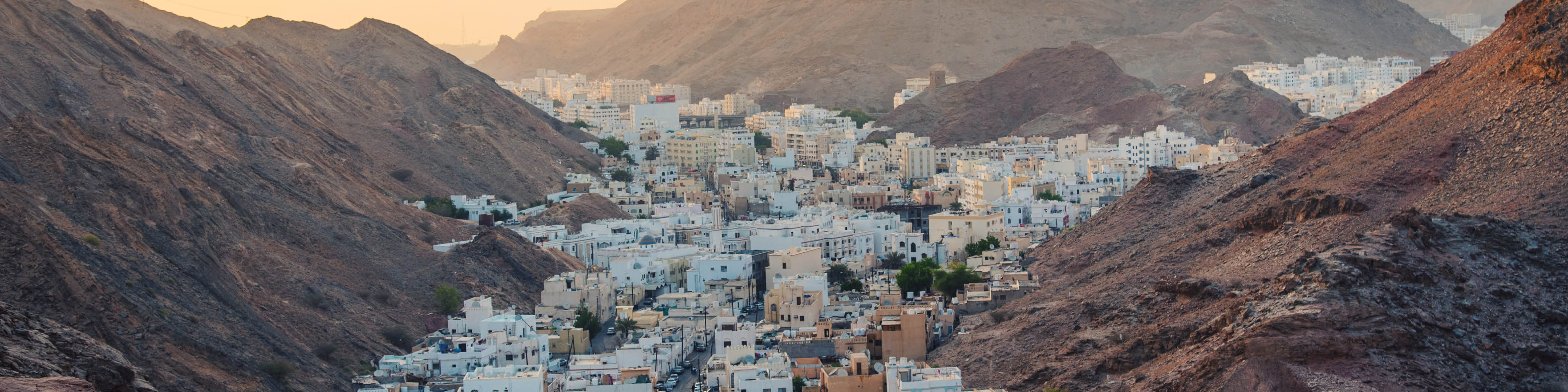 Cost of moving to or from Oman