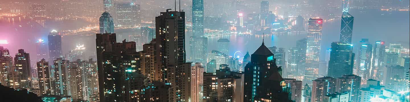 Moving to or from Hong Kong