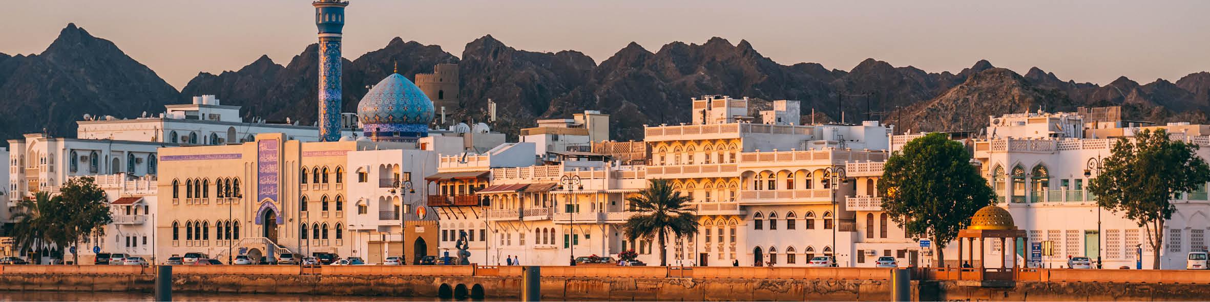 Best international movers in Oman