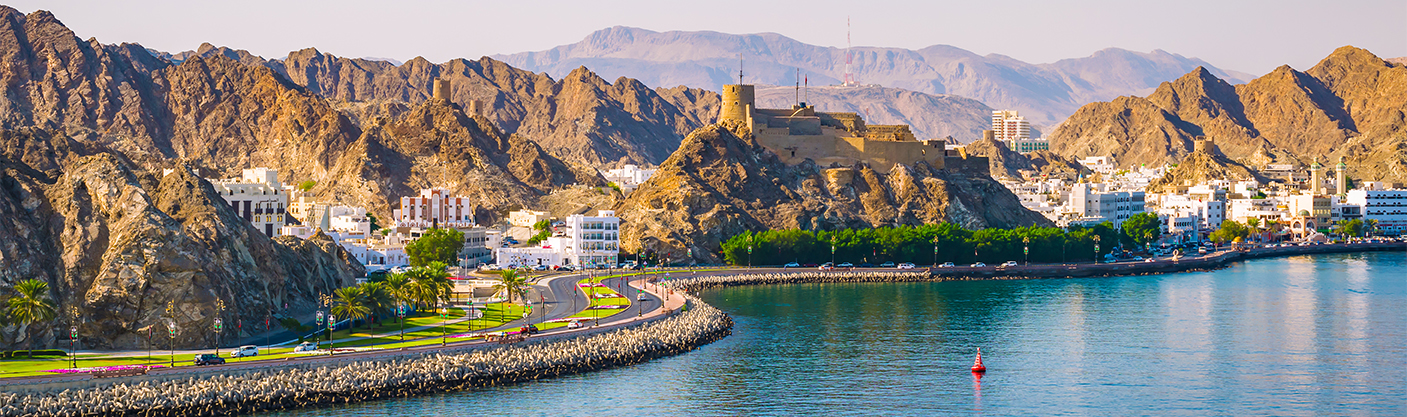 Moving to or from Oman