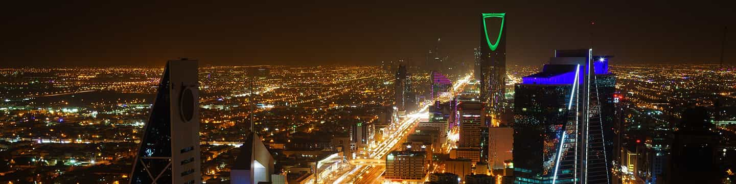 Moving to or from Saudi Arabia
